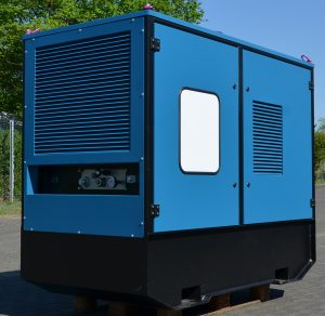 Dieselaggregat Abgasstufe 5