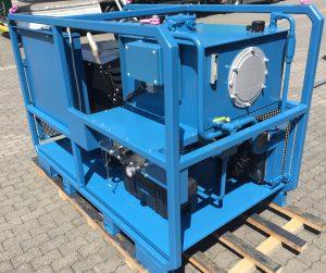 Dieselaggregat 50 kW